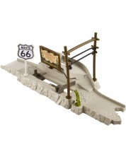 Set de joaca Mattel Cars Story Sets - Highway Hideout, Deluxe -1