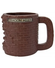 Cana 3D ABYstyle Movies: Harry Potter - Diagon Alley, 500 ml