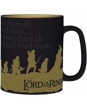 Cana ABYstyle Movies: The Lord of the Rings - Group, 460 ml