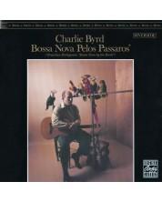 Charlie Byrd - Bossa Nova Pelos Passaros (CD)