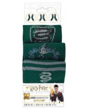 Ciorapi Cine Replicas Movies: Harry Potter - Slytherin, 3 perechi