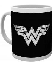 Cana GB eye DC Comics: Wonder Woman - Monotone Logo