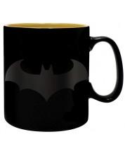 Cana cu efect termic ABYstyle DC Comics: Batman - Batman & The Joker (matte)