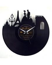 Ceas Vinyl Clock Art: Cities - Paris