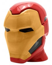 Cana 3D ABYstyle Marvel: Iron man - Helmet (cu efect termic)