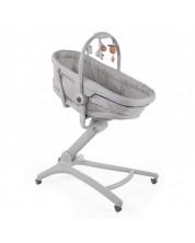 Cosulet multifunctional pentru bebelusi Chicco 4in1 - Baby Bug -1