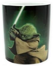 Cana ABYstyle Movies: Star Wars - Yoda, 460 ml