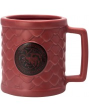 Cana 3D ABYstyle Television: Game Of Thrones - Targaryen, 500 ml