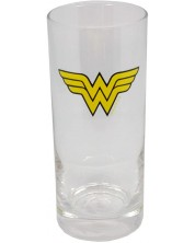 Pahar pentru apa ABYstyle DC Comics: Wonder Woman - Wonder Woman Logo