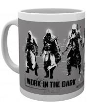 Cana GB eye - Assassins Creed: Work in the Dark