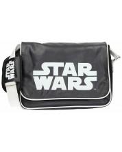Geanta SD Toys Star Wars: White Logo
