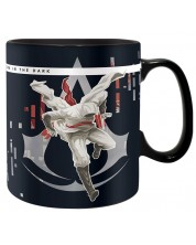 Cana cu efect termic ABYstyle Games: Assassin's Creed - The Assassins, 460 ml