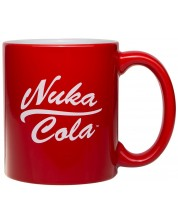 Cana Gaya Games: Fallout - Nuka Cola Red