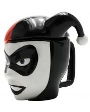 Cana 3D ABYstyle DC Comics: Batman - Harley Quinn -1