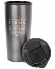 Cana pentru drum Pyramid Television: Game of Thrones - I Drink And I Know Things