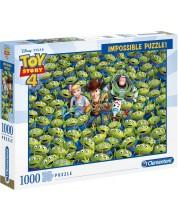 Puzzle Clementoni de 1000 piese - Impossible Disney Toy Story 4