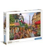 Puzzle Clementoni de 1000 piese - Flori in Paris, David Maclean