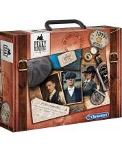 Puzzle Clementoni de 1000 piese - Peaky Blinders, in valiza