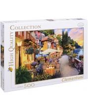 Puzzle Clementoni de 500 piese - Monte Rosa, David MacLean