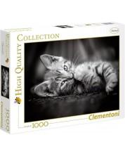 Puzzle Clementoni de 1000 piese - Pisoi