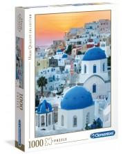 Puzzle Clementoni de 1000 piese - Santorini