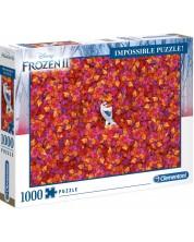 Puzzle Clementoni de 1000 piese - Disney Frozen 2