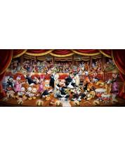 Puzzle panoramic Clementoni de 13 200 piese - Orchestra Disney