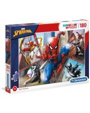 Puzzle Clementoni de 180 piese - Spiderman