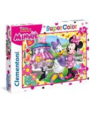 Puzzle Clementoni de 104 piese - Minni Mouse