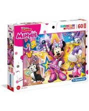 Puzzle Clementoni de 60 maxi piese - Minni Mouse