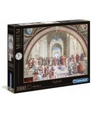 Puzzle Clementoni de 1000 piese - Scoala atenianA, Rafaelo