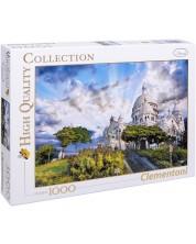 Puzzle Clementoni de 1000 piese - Montmartre, Franta