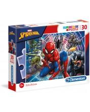 Puzzle Clementoni de 30 piese - Spiderman