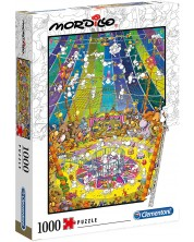 Puzzle Clementoni de 1000 piese - The Show, Guillermo Mordillo