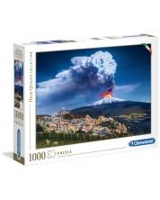 Puzzle Clementoni de 1000 piese - Etna