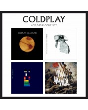 Coldplay - 4 Album`S CD Set (4 CD)