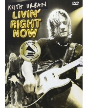Keith Urban - Livin' Right Now (DVD)
