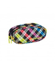 Penar cu doua fermoare, oval Cool Pack - Color check -1