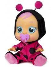 Papusa bebe plangacios IMC Toys Cry Babies , cu lacrimi - Lady, gargarita