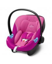 Cybex Scaun auto Aton M i-Size Magnolia Pink 2020 -1