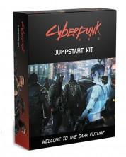 Joc de rol Cyberpunk Red - Jumpstart Kit