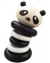 Zornaitoare din lemn Classic World - Panda -1