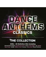 Dance Anthems: The Collection - Various (3 CD)