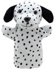 Papusa de mana stil manusa The Puppet Company Prieteni - Catel Dalmatian