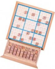 Joc din lemn Bigjigs - Sudoku