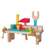 Atelier din lemn Woody  -1