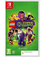 LEGO DC Super-Villains - Cod in cutie (Nintendo Switch)