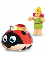 Jucarie pentru copii WOW Toys - Zana cu gargarita
