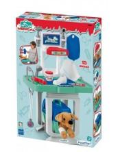 Centru veterinar pentru copii Ecoiffier -1