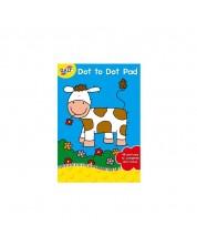 Carte de colorat pentru copii Galt Dot to Dot Pad - Uneste punctele -1